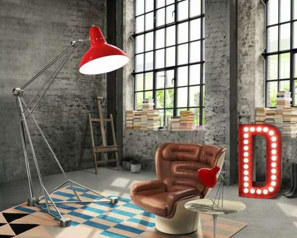 Delightfull Diana XL & letter D lampen