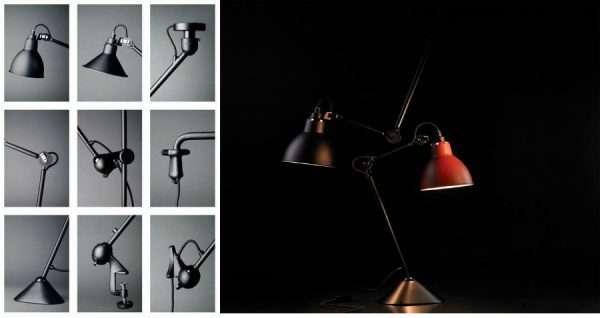 collage Lampe Gras