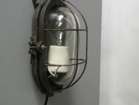 Bunkerlamp uit dresden 1