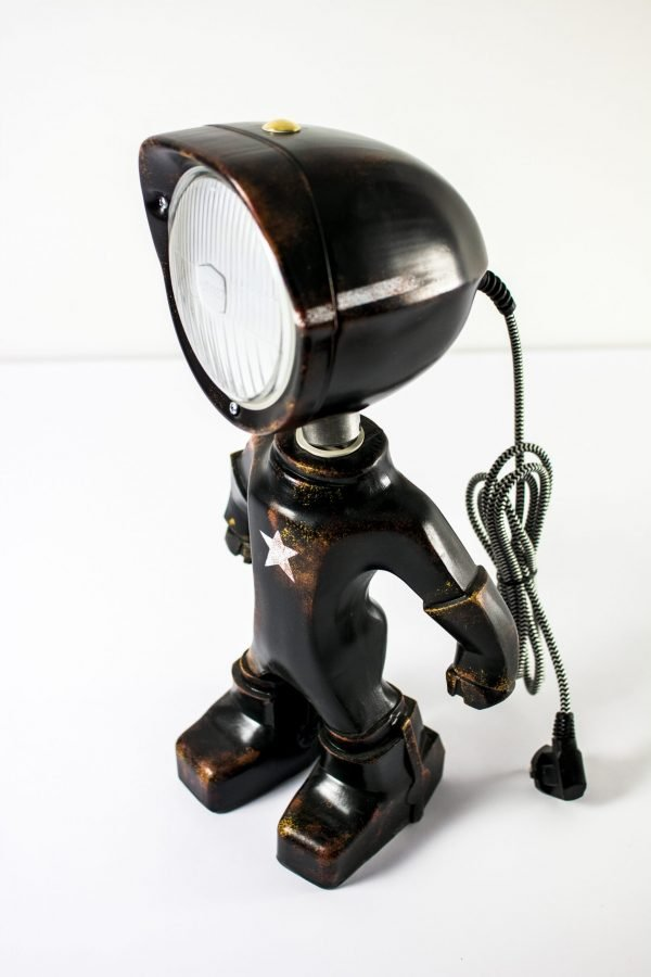 Black Army Lampster