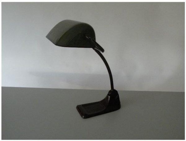 Notarislamp BUR