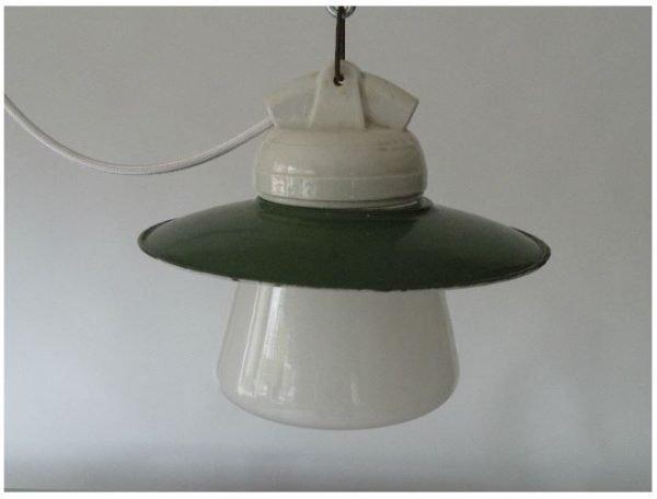 Opaline hanglamp 2