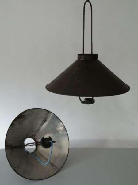 Stallamp uit frankrijk 2 stuks