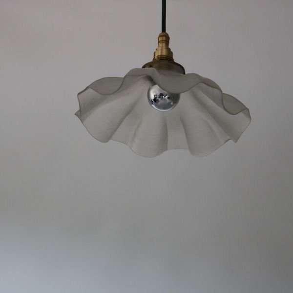 glazen hanglamp 1