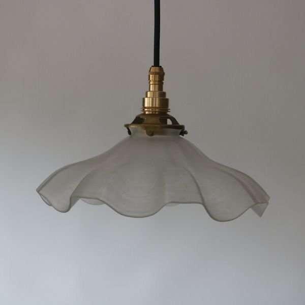 glazen hanglamp 2