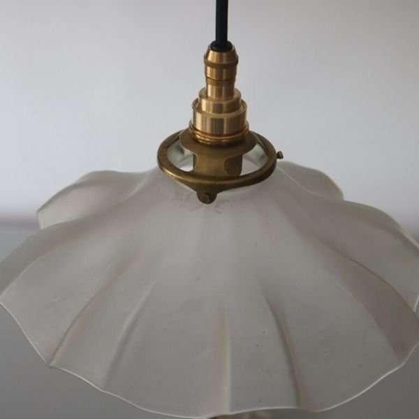 glazen hanglamp 3