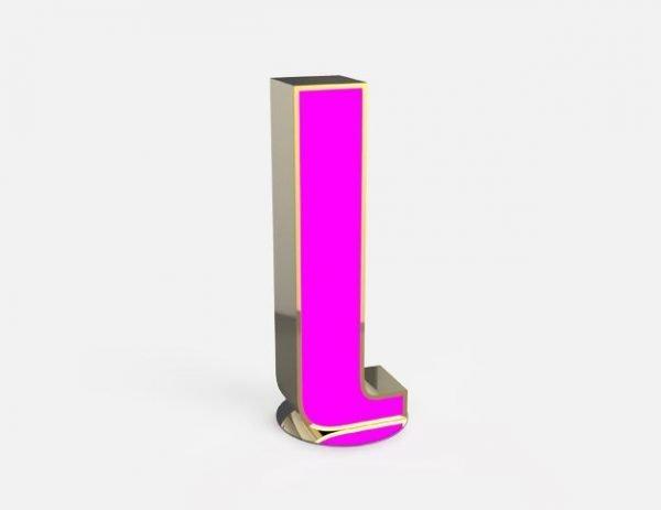 delightfull letterlamp L