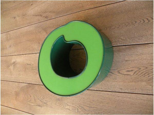 letterlamp groen 0 23