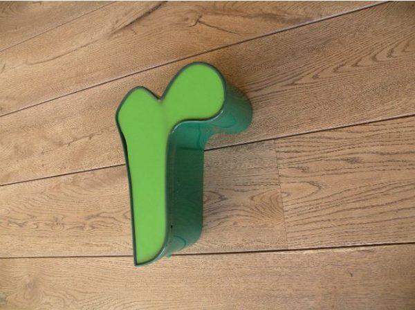 letterlamp groen r3