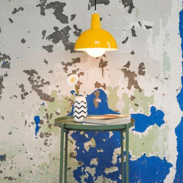 De Kelk Anvia hanglamp BINK lampen geel