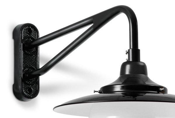 Hannover ring wandlamp detail 2