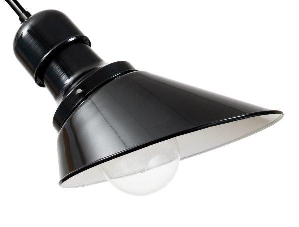 Hof wandlamp detail