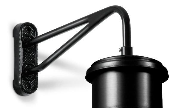 Jena wandlamp detail
