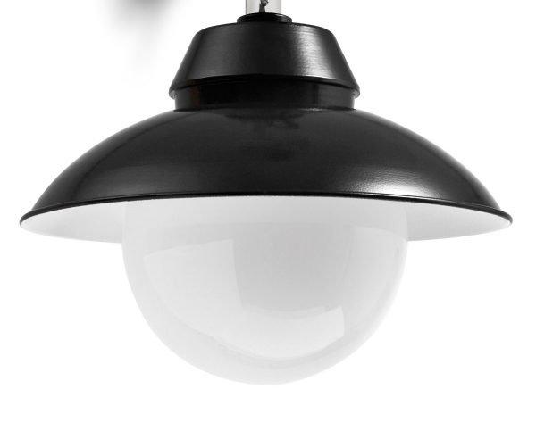 Mainz kogel wandlamp detail 2