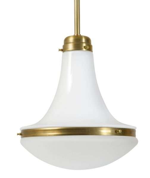 Potsdam hanglamp messing 1