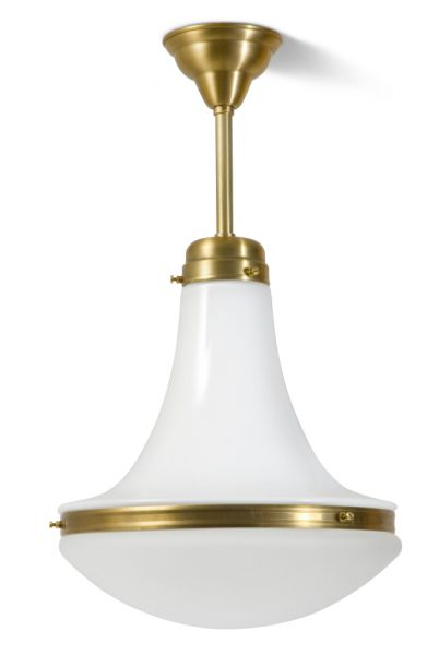 Potsdam hanglamp messing 2