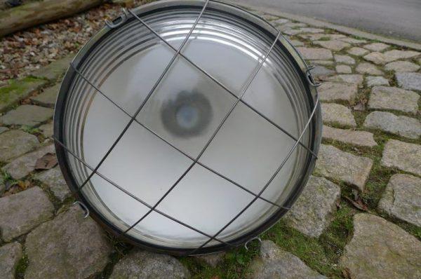 fabriekslamp hanglamp detail