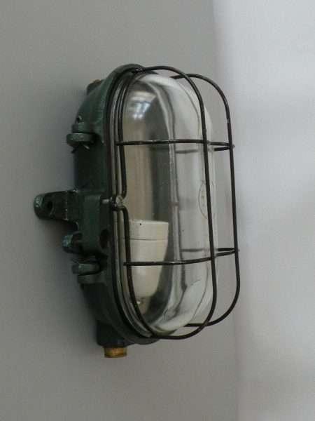 Bunkerlamp 1a
