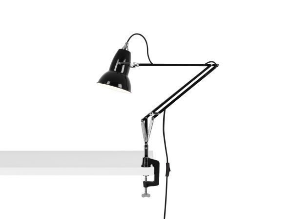Original 1227 klem lamp Jet Black 1