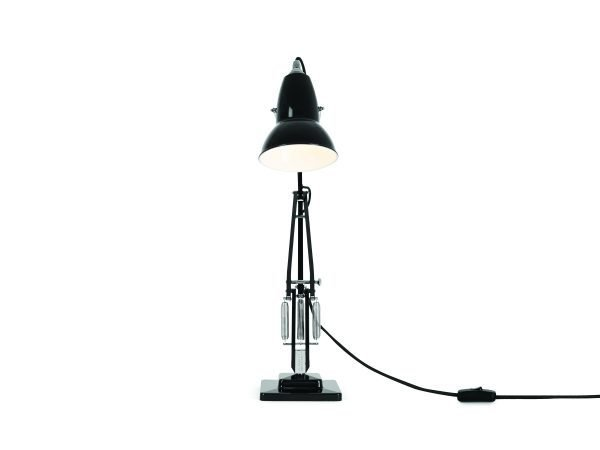Original 1227 bureaulamp Jet Black 4
