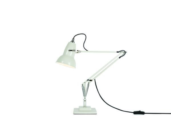 Original 1227 bureaulamp Linen White 1