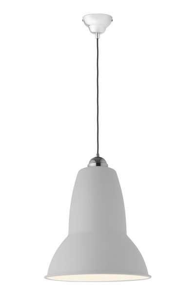 Original 1227 Gigant anglepoise hanglamp Moon Grey