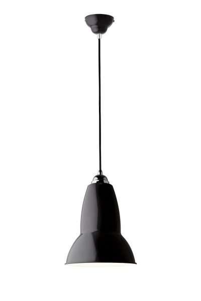 Original 1227 Midi Pendant -Alpine White w BW Cable 1Original 1227 Medium hanglamp anglepoise BINK lampen Jet Black