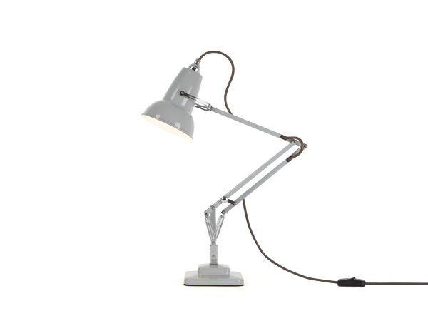 Original 1227 Mini bureaulamp Dove Grey 2 BINK