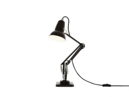 Original 1227 Mini bureaulamp Jet Black 3 BINK