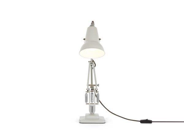 Original 1227 Mini bureaulamp Linen White 4 BINK