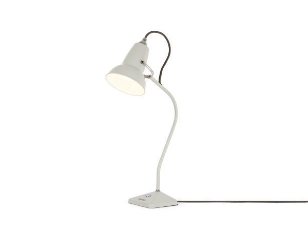 Original 1227 Mini bureaulamp Linen White 2