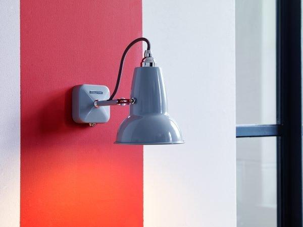 Original 1227 Mini Wandlamp - Dove Grey 1