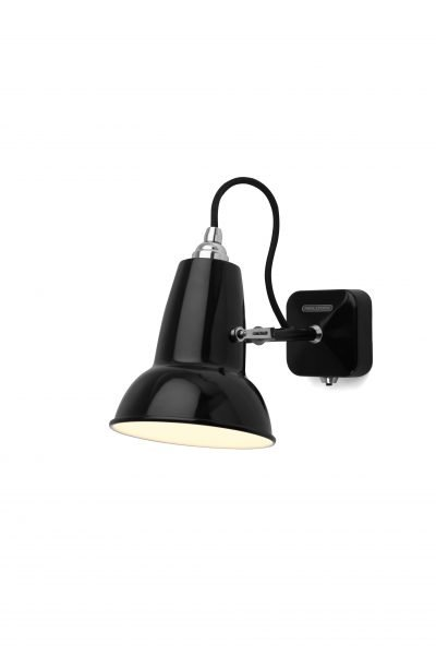 Original 1227 Mini Wandlamp Jet Black 2
