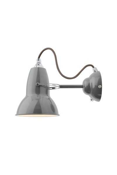 Original 1227 wandlamp anglepoise dove grey 1