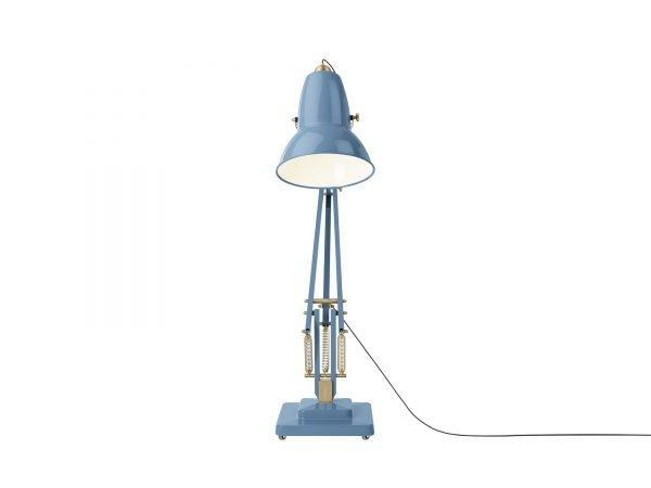 Original-1227-koperen anglepoise-Giant-vloerlamp Dusty Blue 4