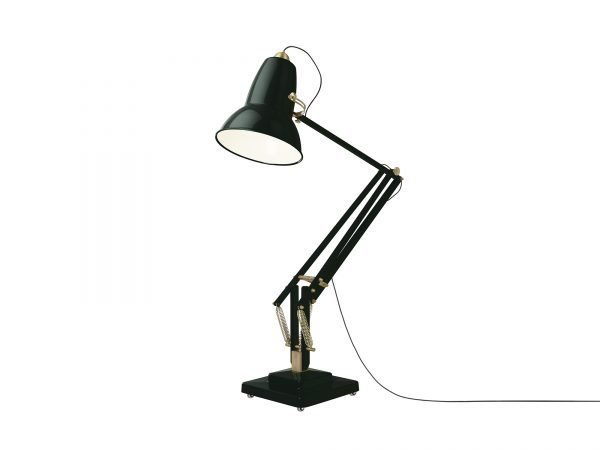Original-1227-koperen anglepoise-Giant-vloerlamp Midnight Green 3