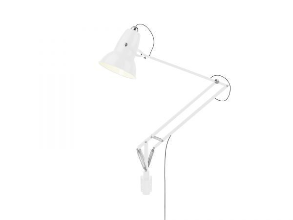 Original 1227 Giant Wall Mounted Lamp Alphine White 2
