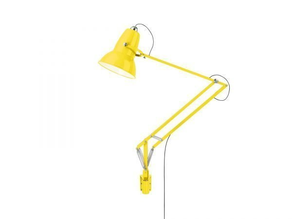 Original 1227 Giant Wall Mounted Lamp Citrus Yellow 2