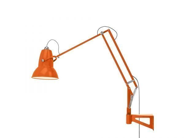 Original 1227 Giant Wall Mounted Lamp Fresh Orange 4