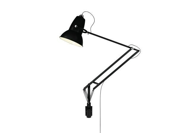 Original 1227 Giant Wall Mounted Lamp Jet Black 2 (Matte)