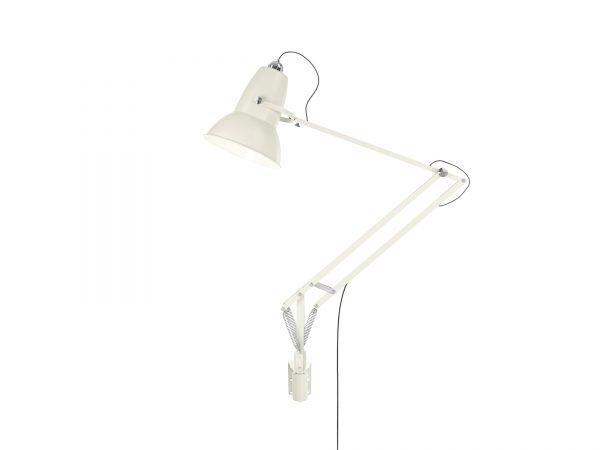Original 1227 Giant Wall Mounted Lamp Linen White 2 (Matte)