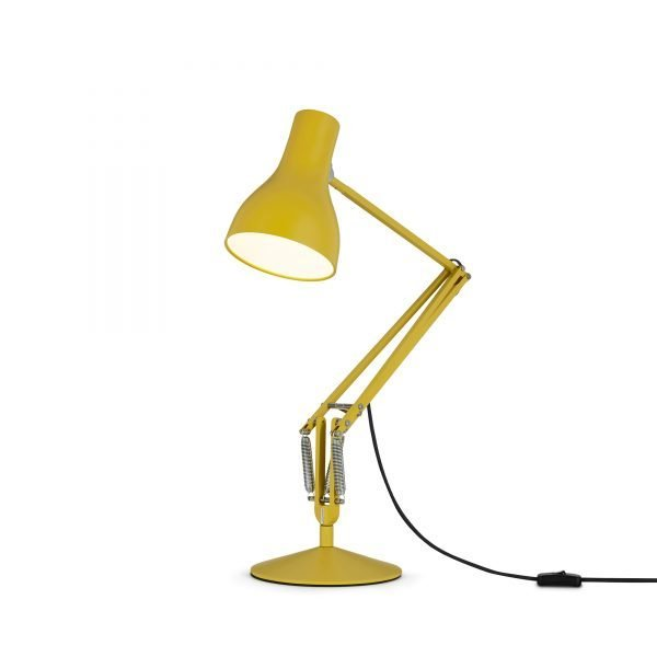 Anglepoise type 75 Desk Lamp - Yellow Ochre 3