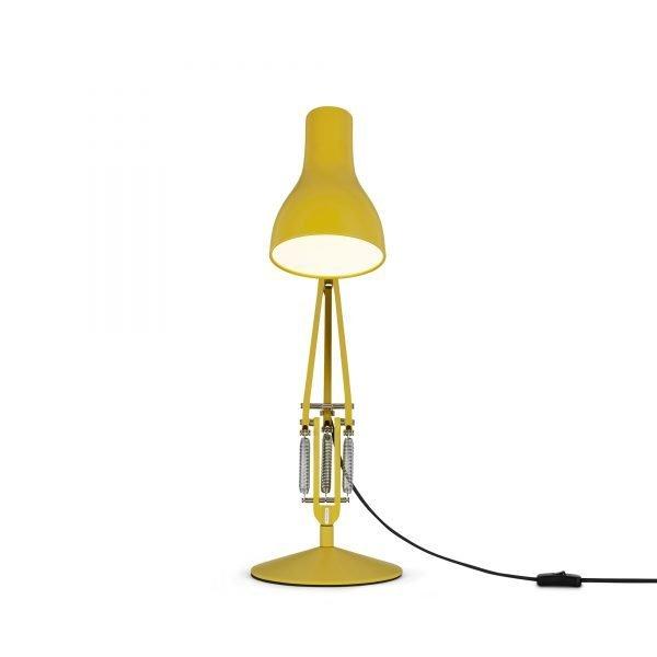 Anglepoise type 75 Desk Lamp - Yellow Ochre 4