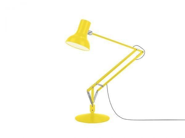 Anglepoise type 75 Gigant vloerlamp Citrus Yellow 2