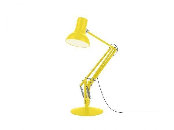Anglepoise type 75 Gigant vloerlamp Citrus Yellow 3