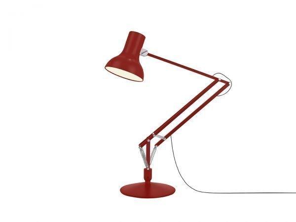 Anglepoise type 75 Gigant vloerlamp Crimson Red 2