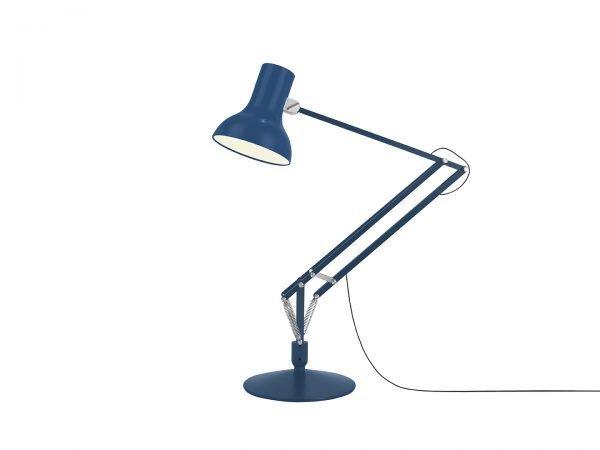 Anglepoise type 75 Gigant vloerlamp Marine Blue 2