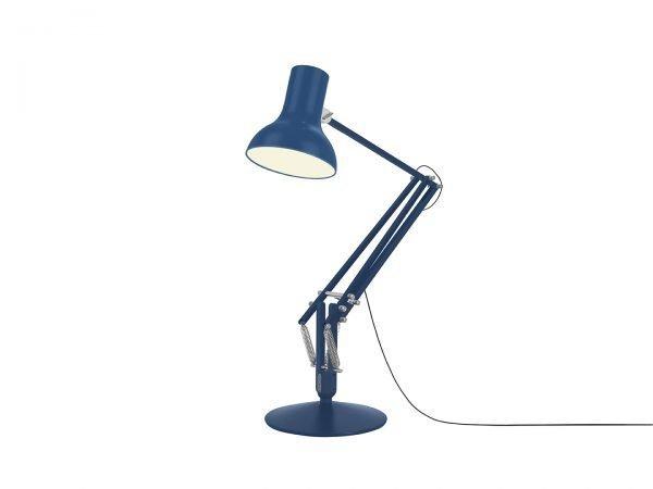 Anglepoise type 75 Gigant vloerlamp Marine Blue 3