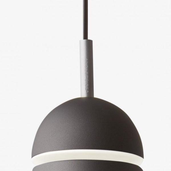 Anglepoise type 75 Maxi hanglamp Graphite Grey bovenkant