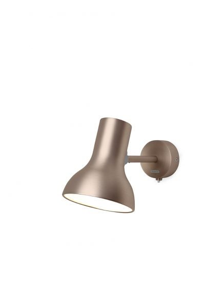 Anglepoise type 75 Mini Wandlamp Copper Lustre 2